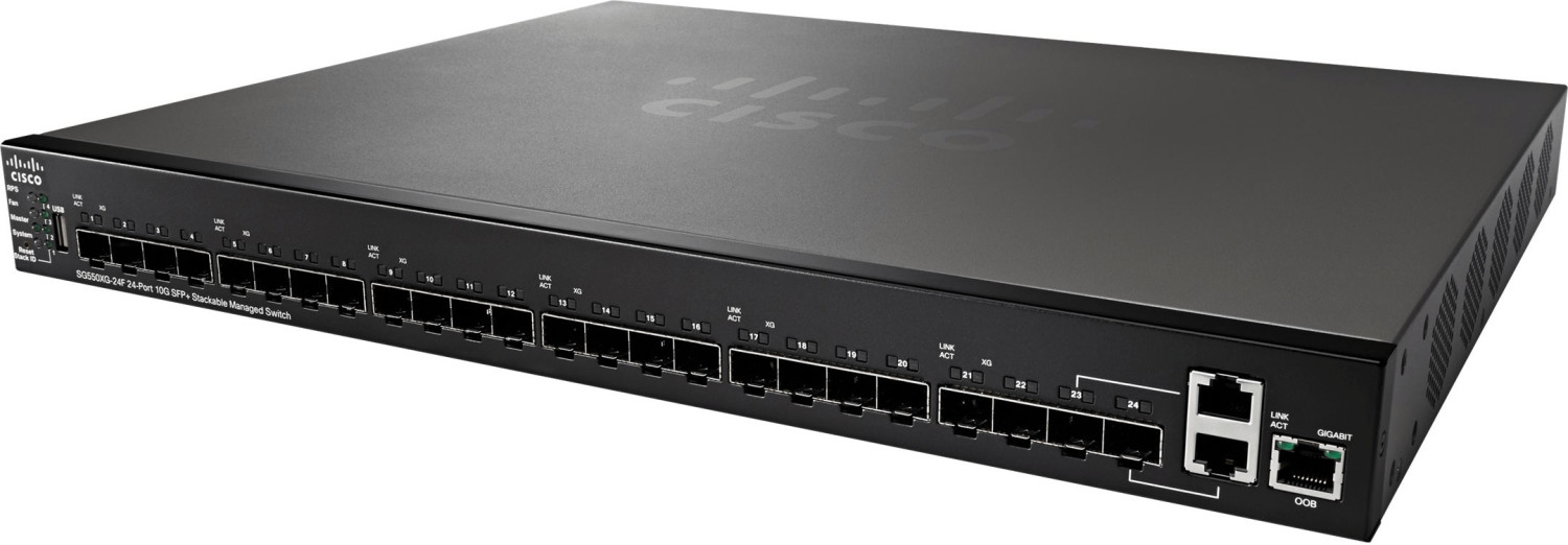#Cisco Systems SG550XG-24F#
