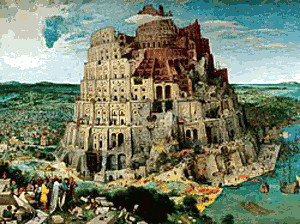 Ravensburger Tower of Babel (5000 pieces)