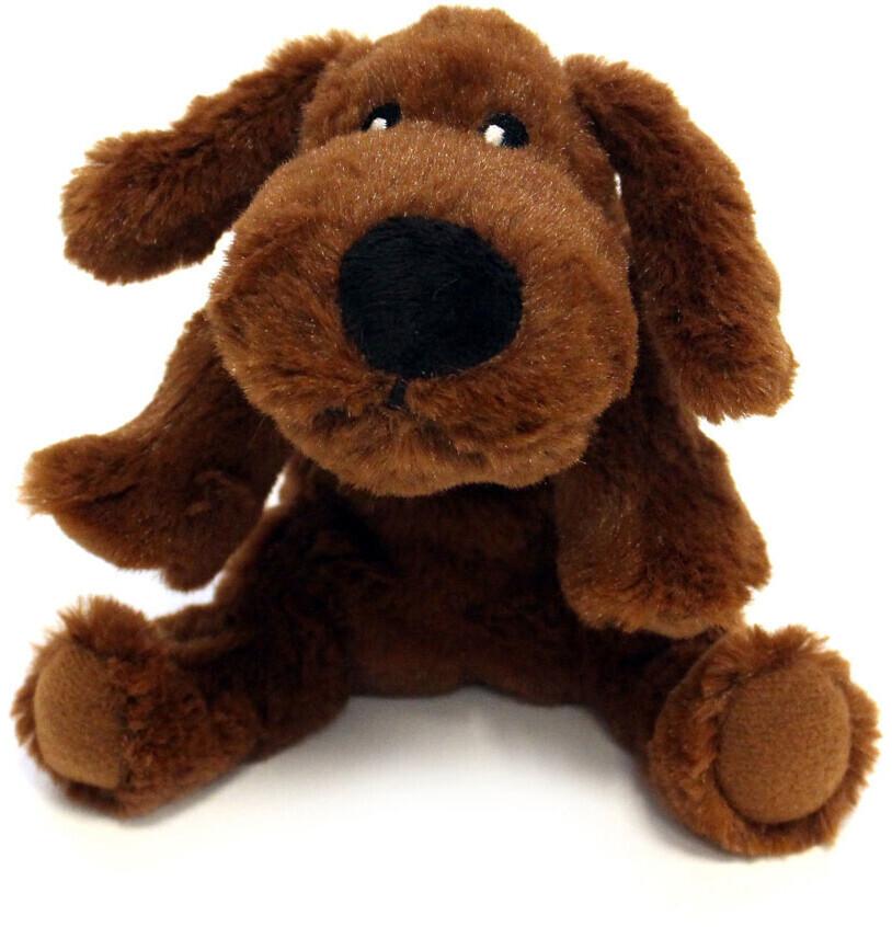 Wolters Plüschhund braun 30cm