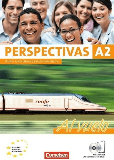 Perspectivas. Al vuelo,  Band 2