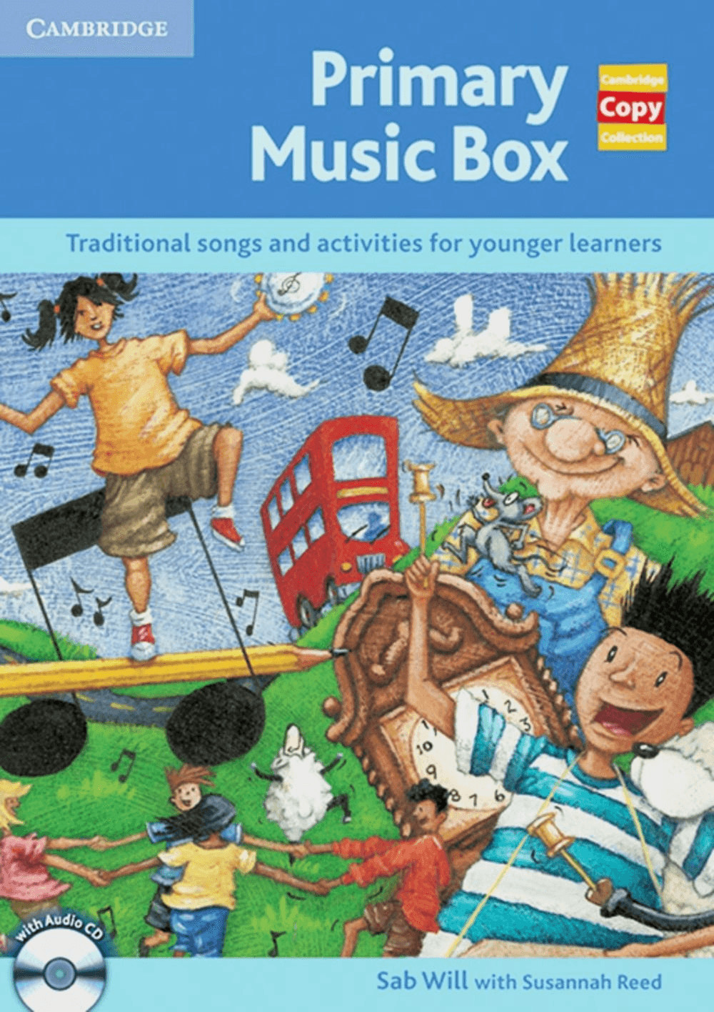 Primary Music Box (Will, Sab)