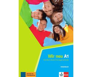 Wir neu. Arbeitsbuch A1