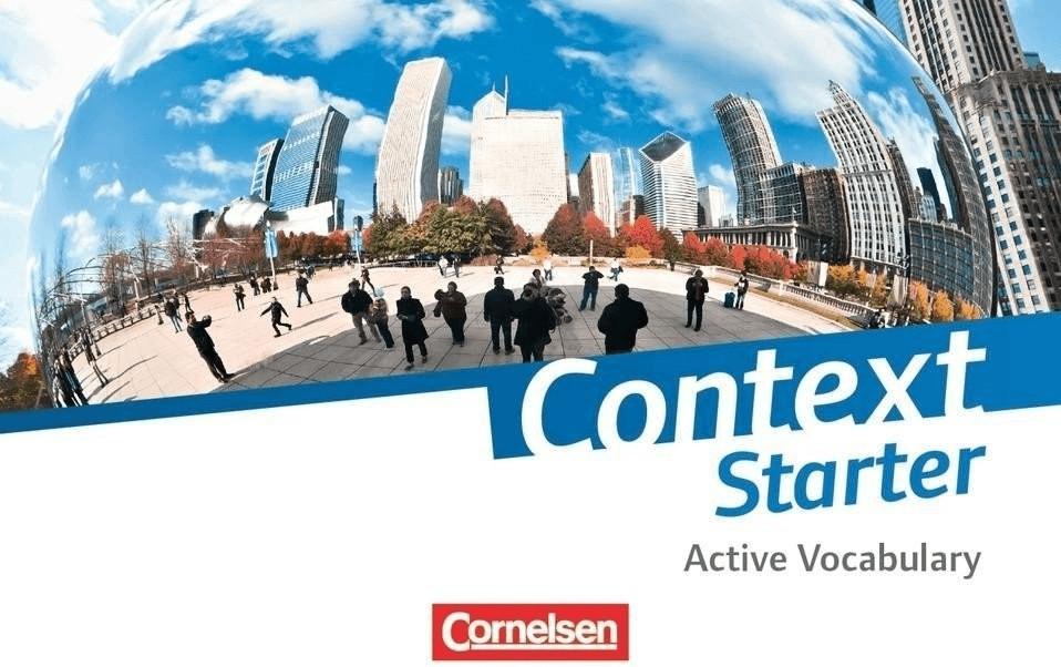 Context Starter: Vokabeltaschenbuch