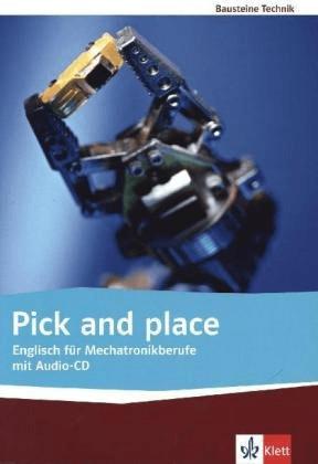 Pick and place, mit Audio-CD [Geheftete Ausgabe]