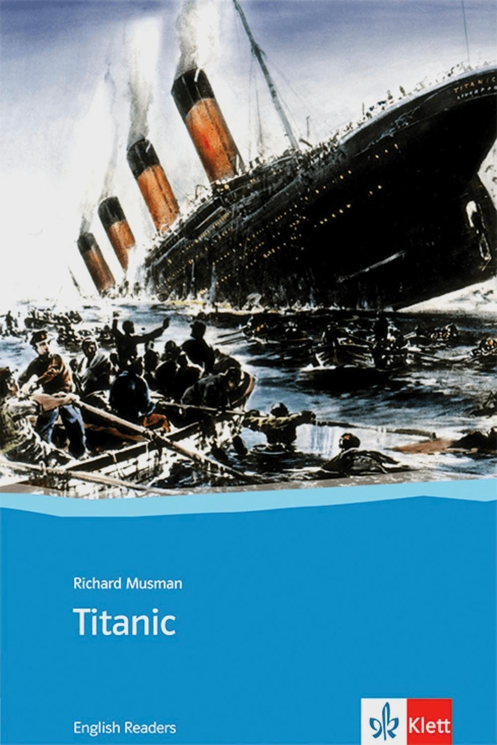 Titanic [Geheftete Ausgabe]