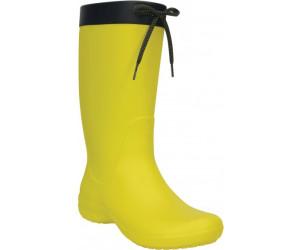 Buy Crocs Freesail Rain Boot Women S Yellow From 163 17 99