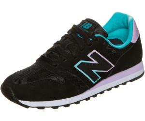 new balance 373 negro turquesa