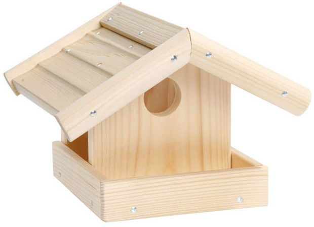 Betzold Vogelhaus Bausatz