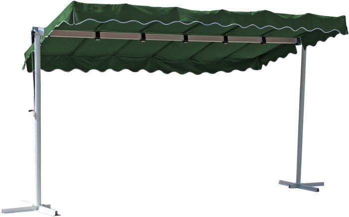 Grasekamp Dubai 375 x 255 cm grün