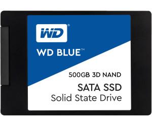 Western Digital Blue SSD 3D 2.5