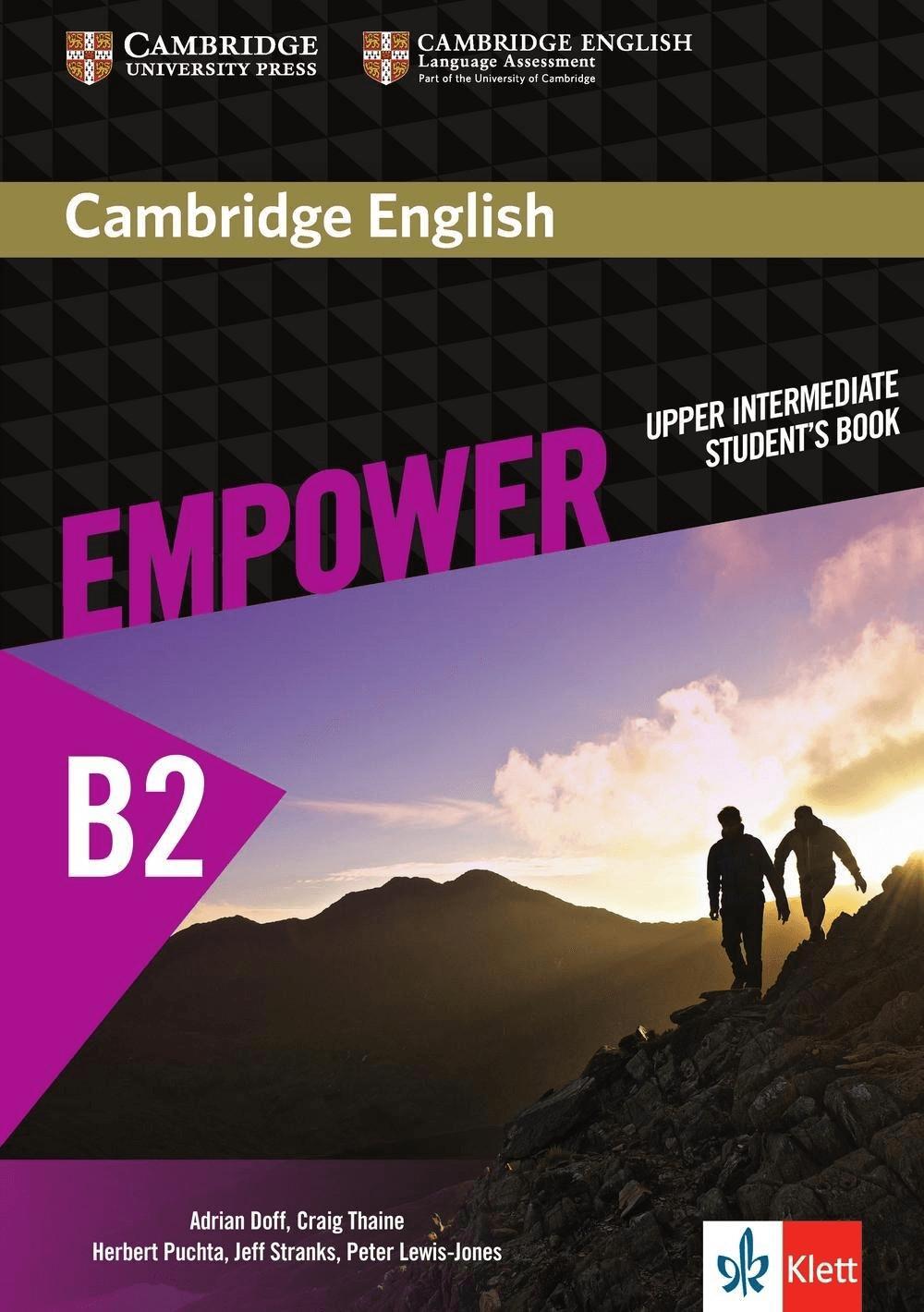 Cambridge English Empower. Student\ s Book (B2)