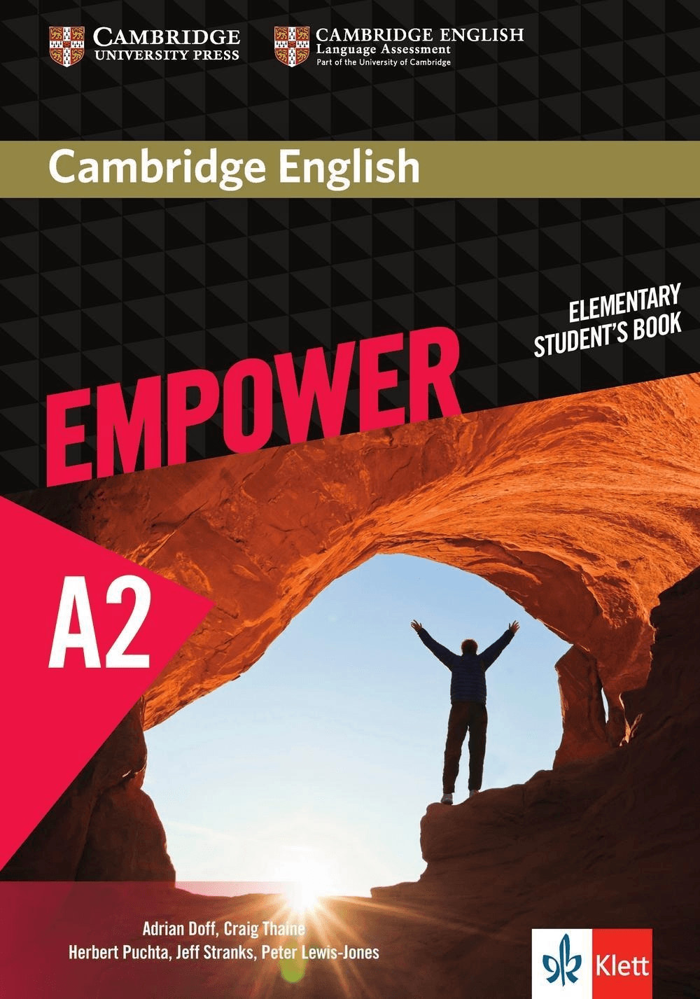 Cambridge English Empower. Student\ s Book (A2)