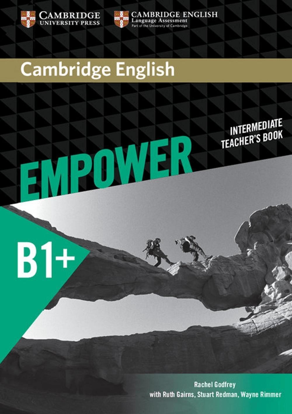 Cambridge English Empower. Teachers\ s Book (B1+)