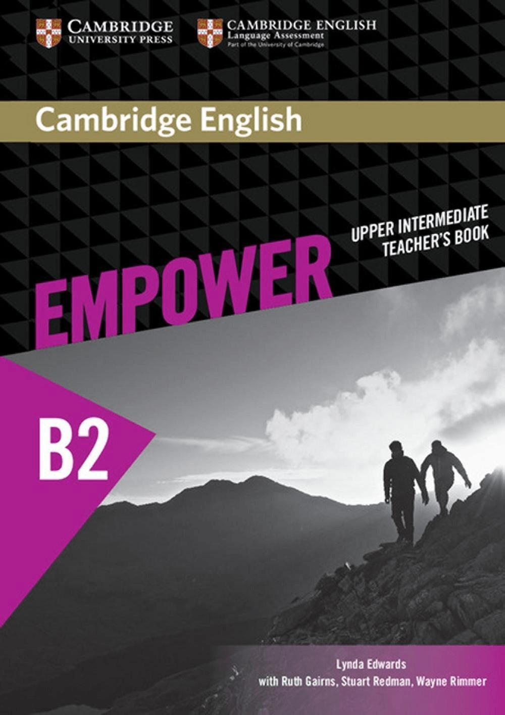 Cambridge English Empower. Teachers\ s Book (B2)