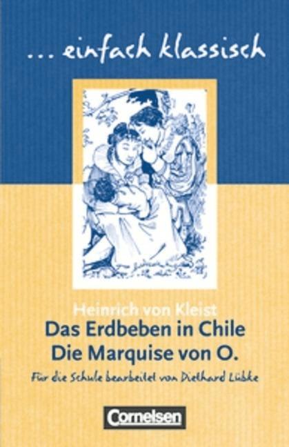 Das Erdbeben in Chile / Die Marquise von O.