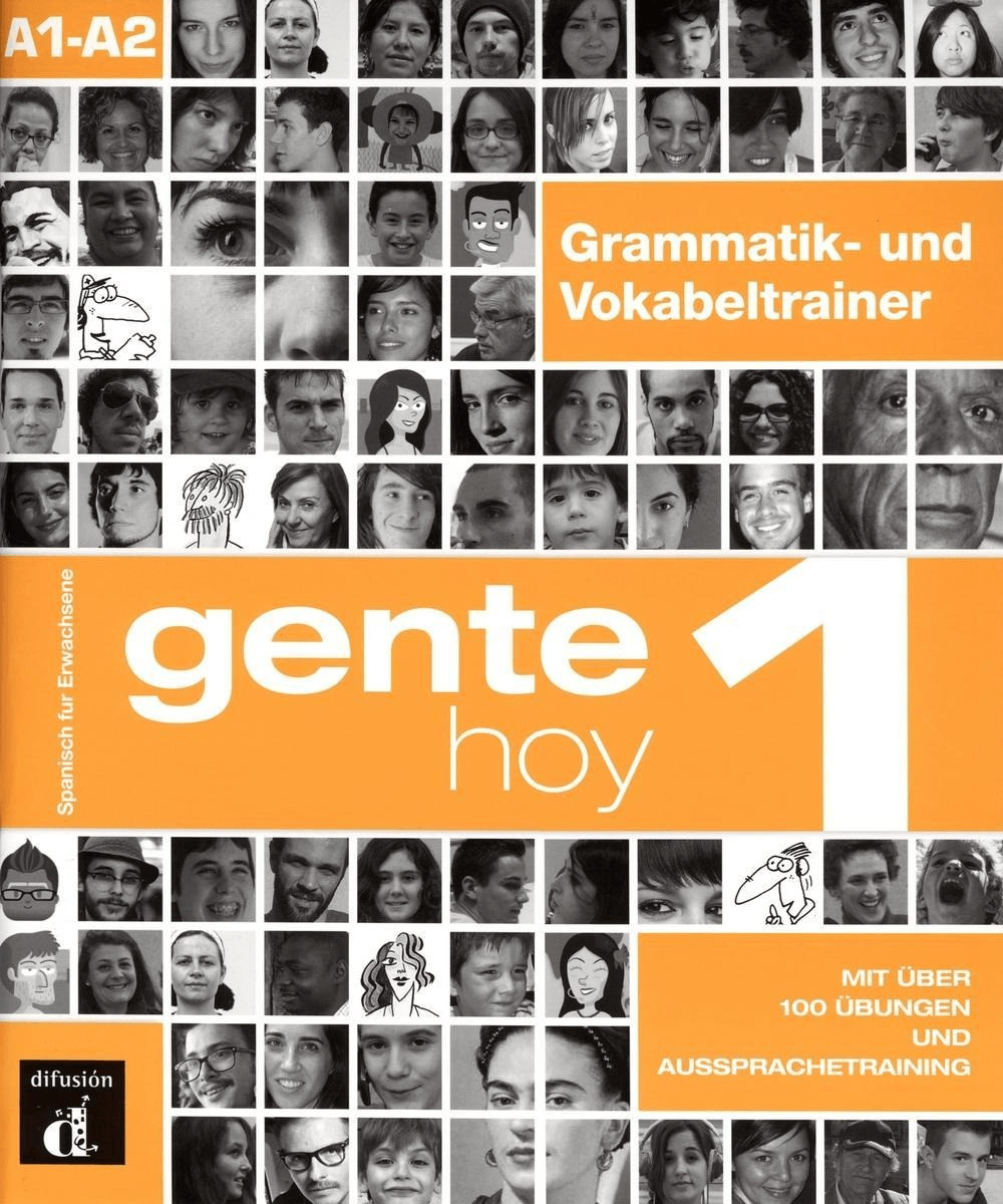 Gente hoy. Grammatik- und Vokabeltrainer