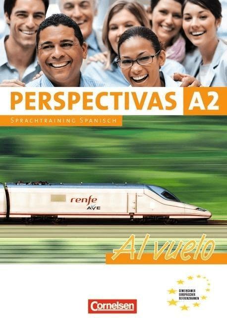 Perspectivas - Al vuelo. Sprachtraining