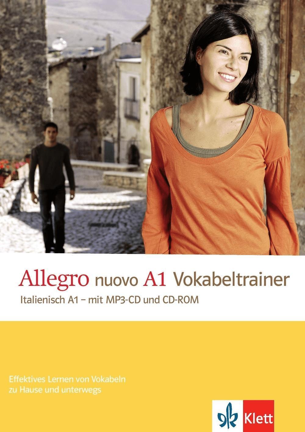 Allegro nuovo A1 Vokabeltrainer [Geheftete Ausg...