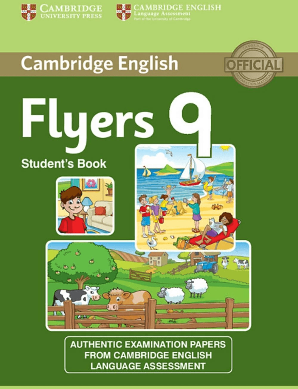 Cambridge English Young Learners. Student\ s Book
