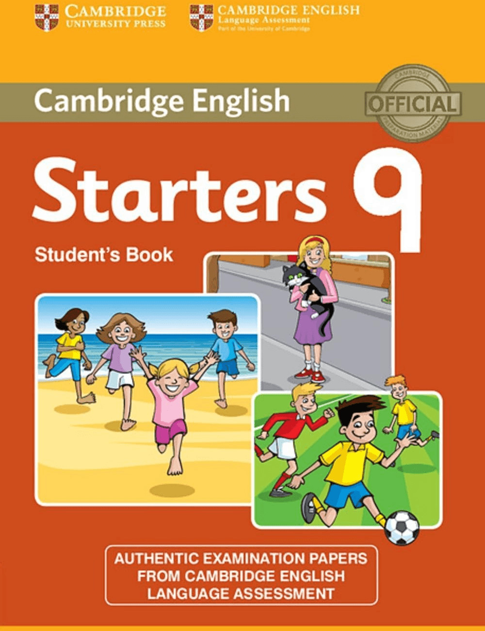 Cambridge English Young Learners.Starters 9. St...