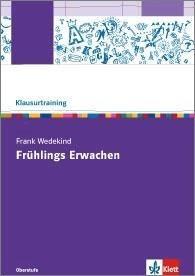 Frank Wedekind: Frühlings Erwachen [Geheftete Ausgabe]