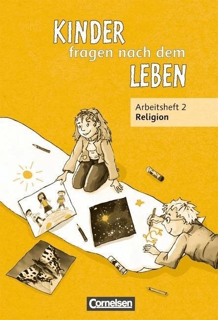 2. Schuljahr, Arbeitsheft Religion