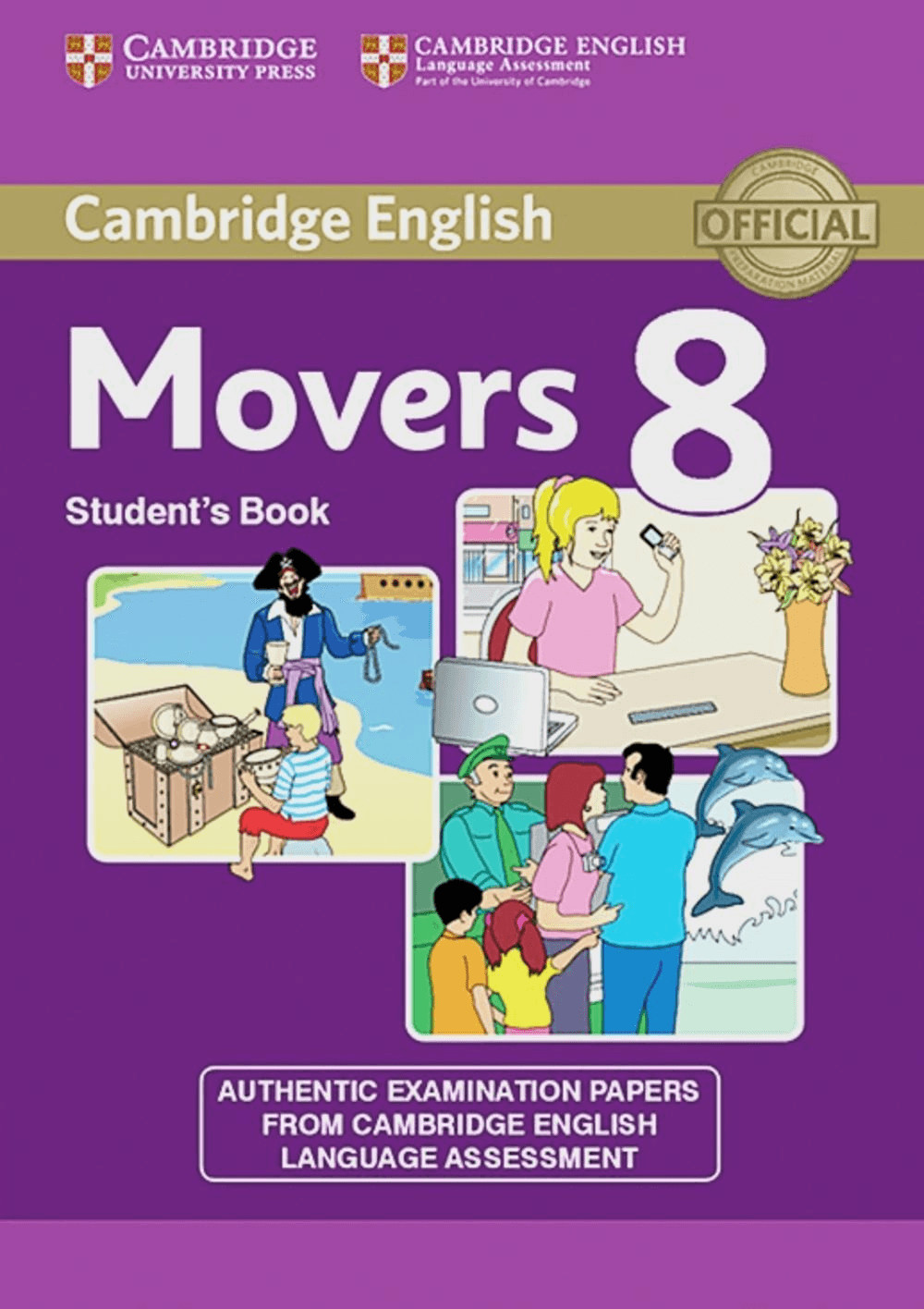 Young Learners English Test. Student\ s Book. M...
