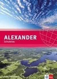 ALEXANDER Schulatlas für Baden-Württemberg [Gebundene Ausgabe]