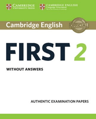 Cambridge English First 2. Student\ s Book with...