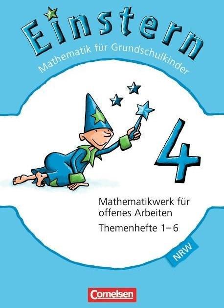 Einstern 04 Themenhefte 1-6 im Schuber. Nordrhein-Westfalen