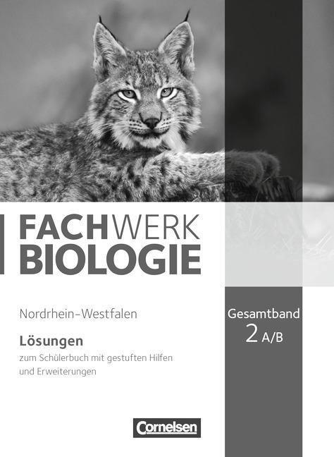Lösungen zum Schülerbuch, Gesamtband. Tl.A/B
