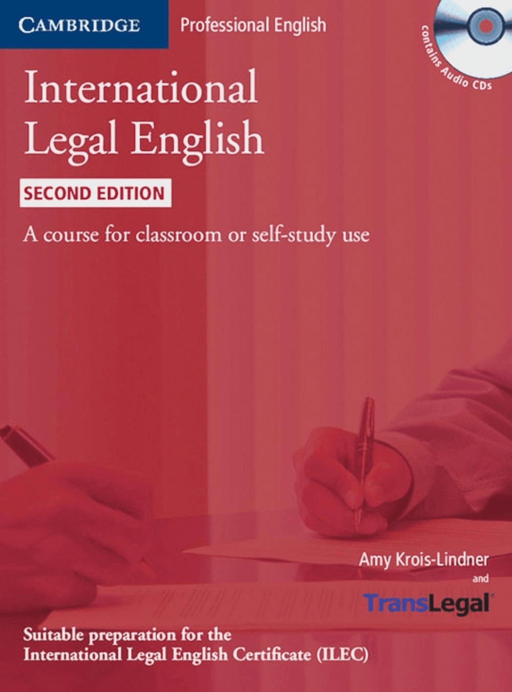 International Legal English. Student\ s Book + ...