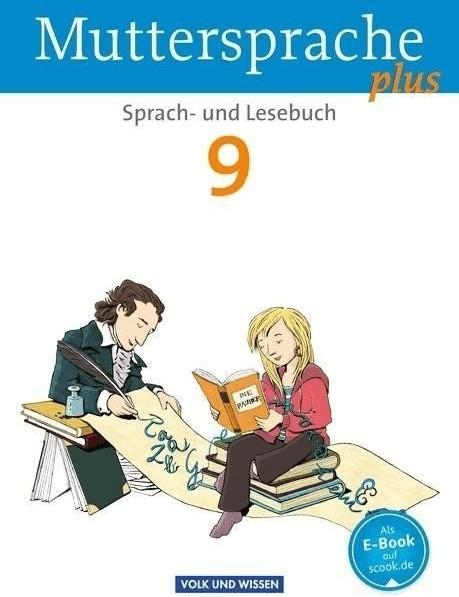 #Muttersprache plus 9. Schuljahr Schülerbuch Allgemeine Ausgabe#