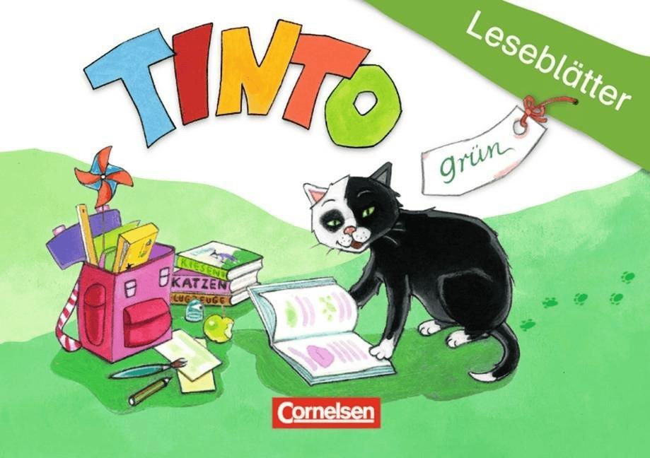 TINTO: 1. Schuljahr  Leseblätter  Grüne Ausgabe
