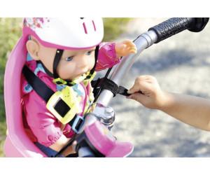 Babypuppen Puppen & Zubehör Zapf Creation 823712 Baby Born Play&Fun Fahrradsitz günstig kaufen