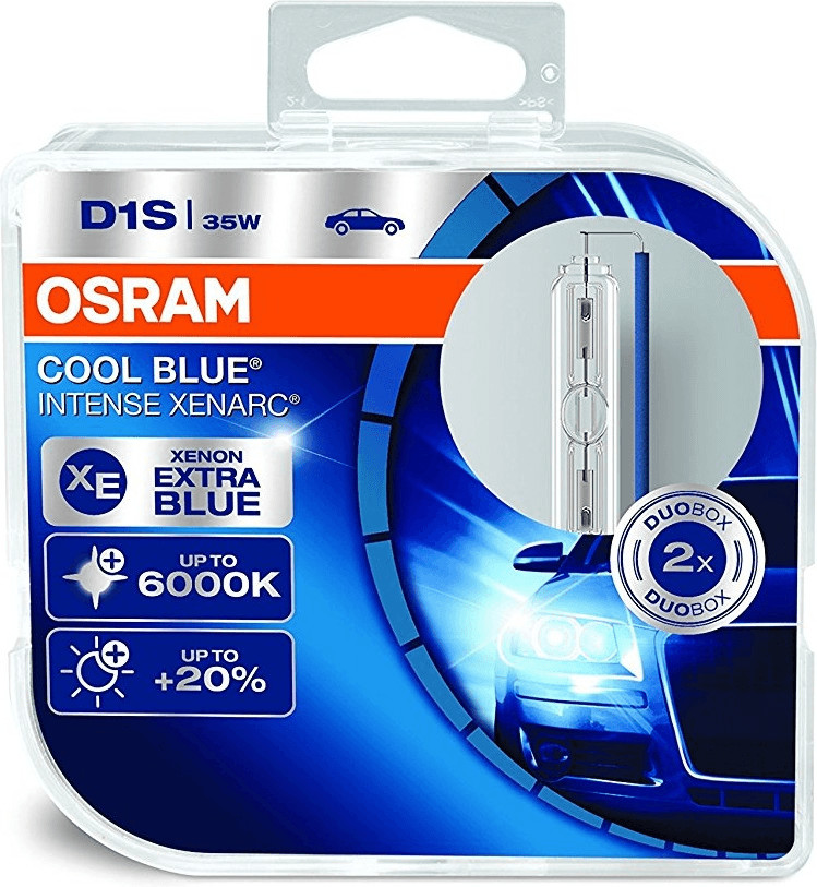 Osram Xenarc Cool Blue Intense D1S (66140CBI-HCB 2)