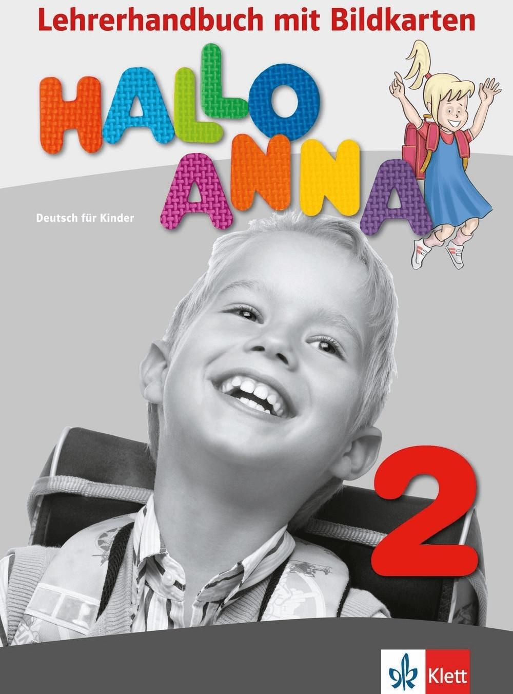 Hallo Anna / Lehrerhandbuch mit Bildkarten und Kopiervorlagen und CD-ROM