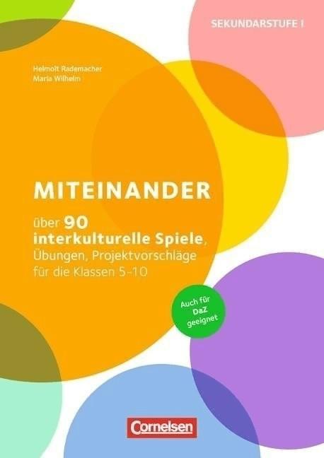 Miteinander - Über 90 interkulturelle Spiele, Ü...