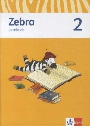 Zebra. Neubearbeitung. Lesebuch 2. Schuljahr [Gebundene Ausgabe]