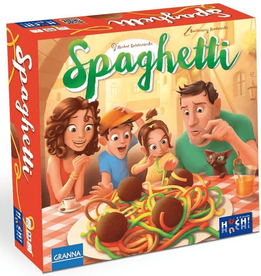 Huch Spaghetti