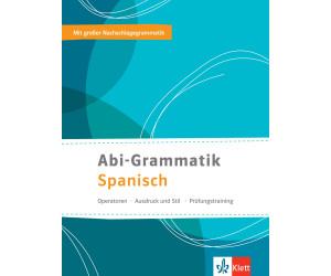 Abi-Grammatik Spanisch