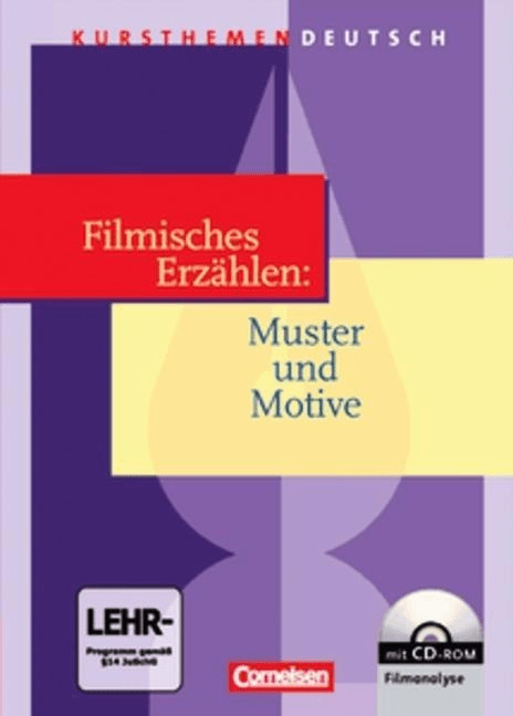 Filmisches Erzählen: Muster und Motive  m. CD-ROM