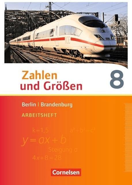 Zahlen und Größen 8. Schuljahr - Berlin und Bra...