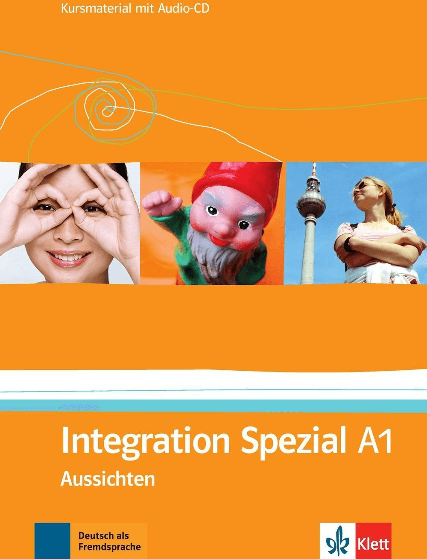 Aussichten. Integration Spezial A1. Kursmaterial mit Audio-CD [Geheftete Ausgabe]