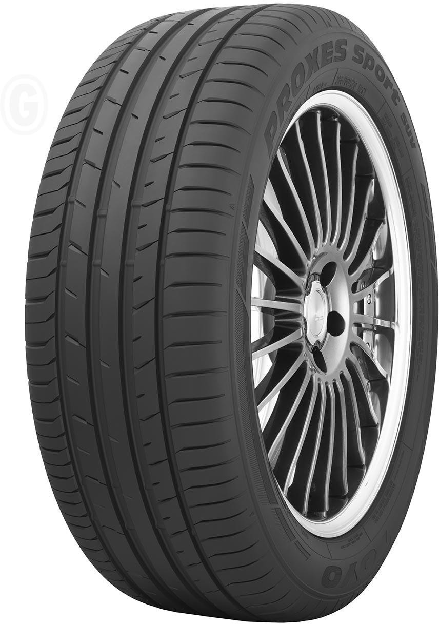 Image of Toyo Proxes Sport 205/50 R17 93Y