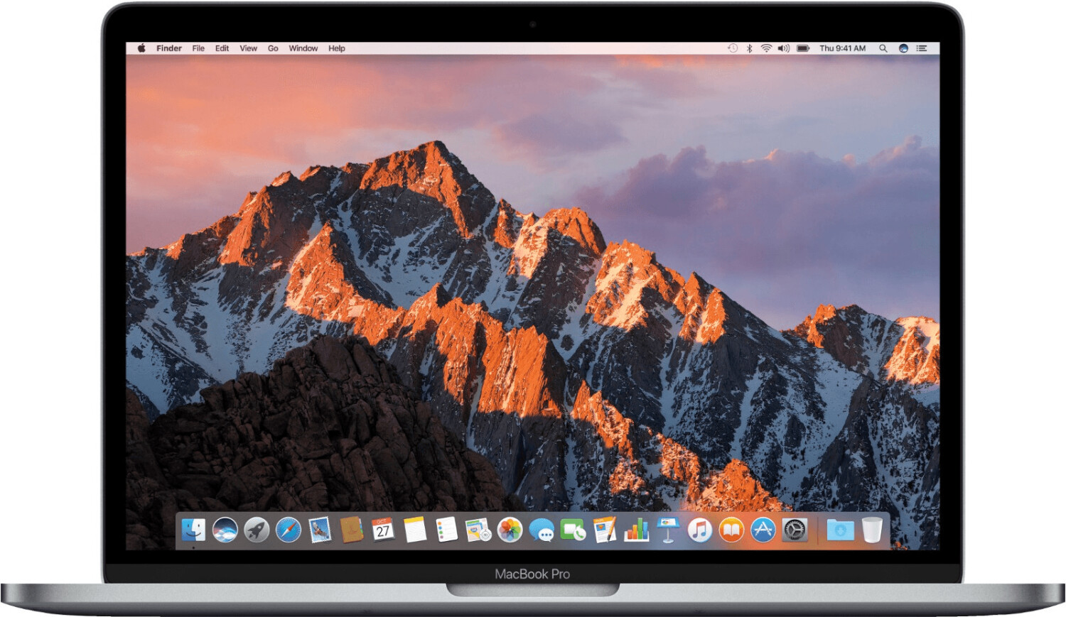 "Image of Apple MacBook Pro 13"" Retina 2017"