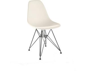 Vitra Eames Plastic Side Chair Dsr H43 Weiß Ab 24099