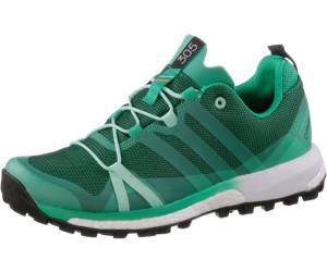 Adidas Terrex Agravic GTX W core green/easy green/footwear ...