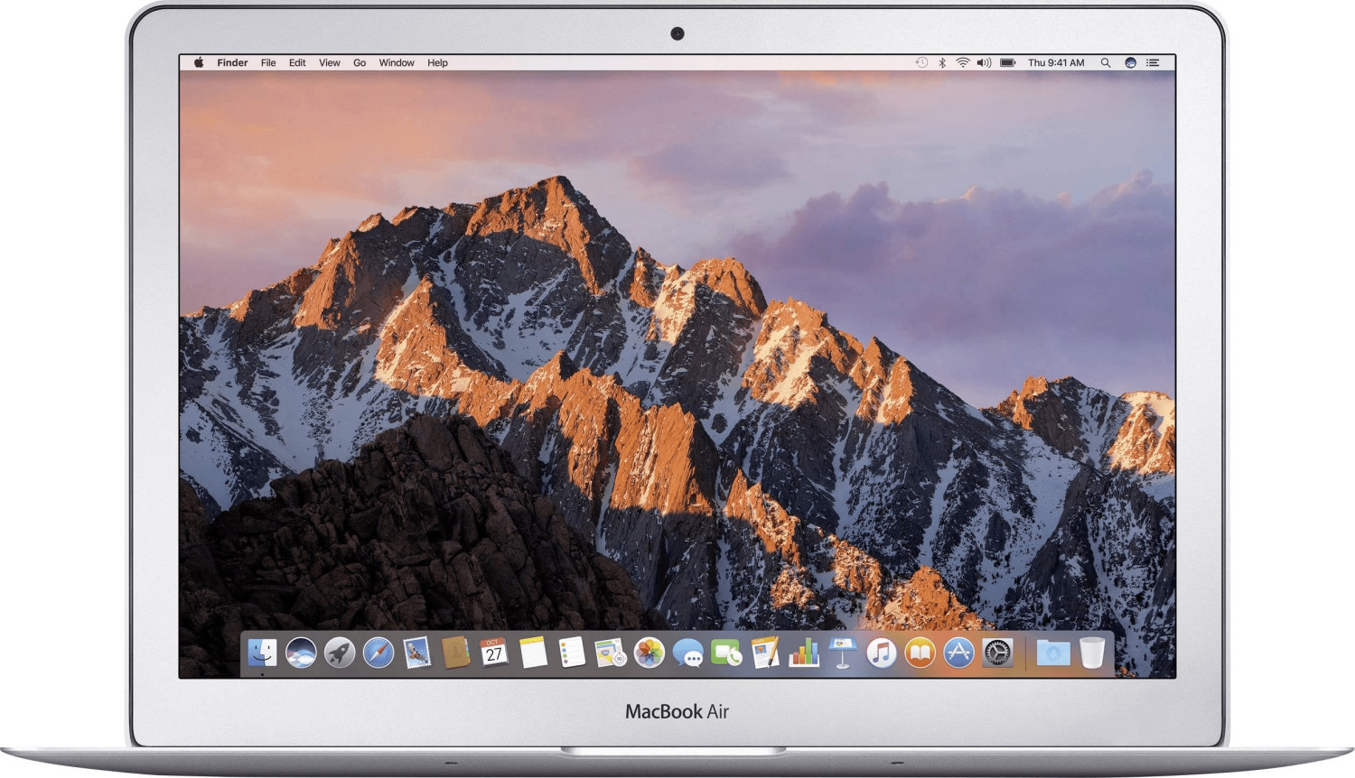 "Image of Apple MacBook Air 13"" 2017"