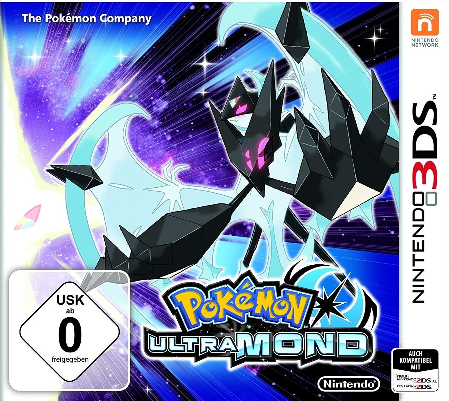 Pokémon: Ultramond (3DS)